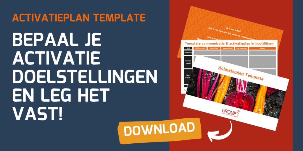 Download activatieplan template | GROUP7