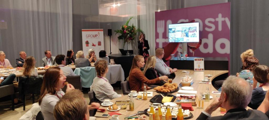 Presentatie Ontbijtsessie Gastvrij Rotterdam 2019 | Carolien Plevier | GROUP7