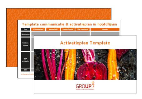 Activatieplan Template | GROUP7