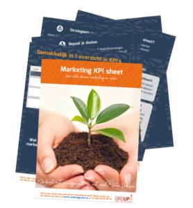 Marketing KPI Sheet Preview